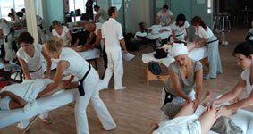 Formation Massages - Ecole Bertrand Poncet Massages